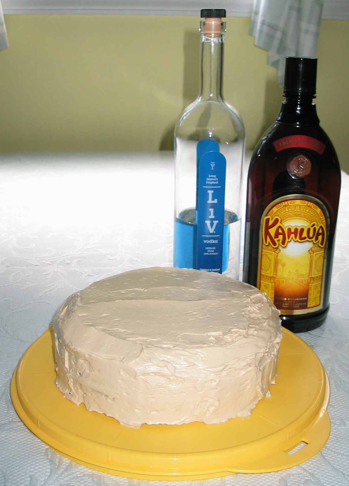 ... . Ferment's Semi-homemade White Russian Cake – Drunk & Unemployed