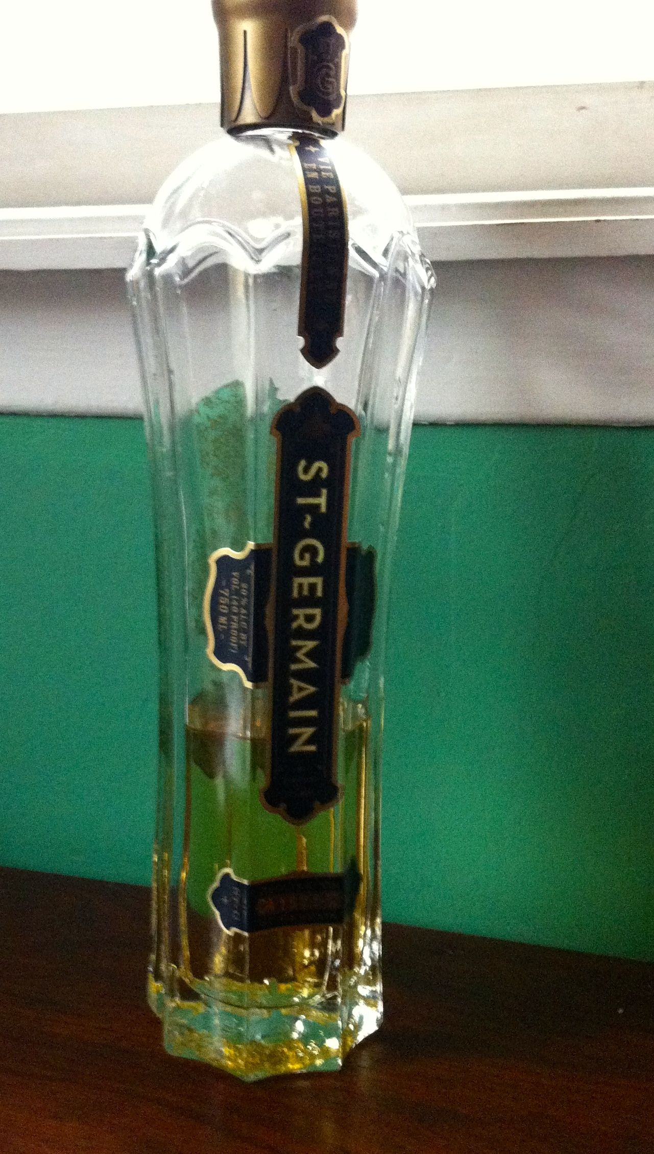 750 ml Bottle of St-Germain